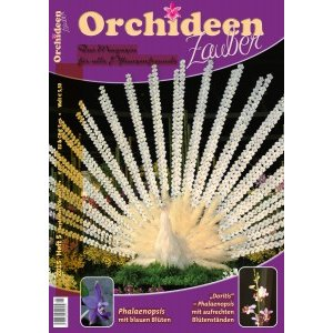 Orchideen Zauber 5 (September/Oktober 2015)