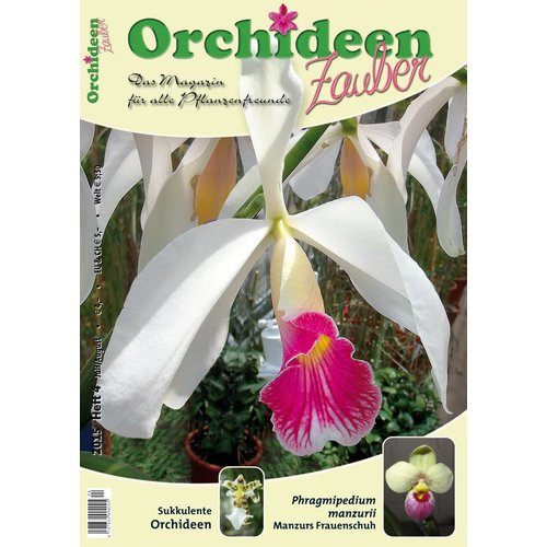 Orchideen Zauber 4 (Juli / August 2015)