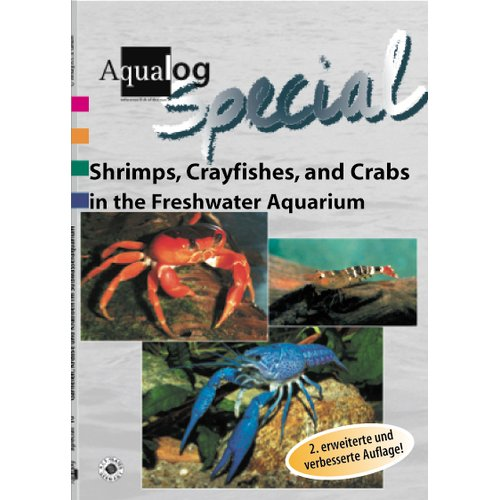 Shrimps, Crayfishes and Crabs in Freshwater Aquarium