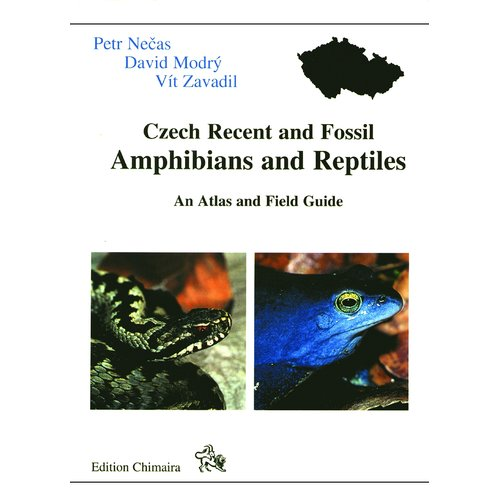 Recent and Fossil Reptiles and Amphibians of the Czech Republic