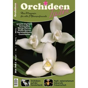 Orchideen Zauber 2 (März / April 2014)